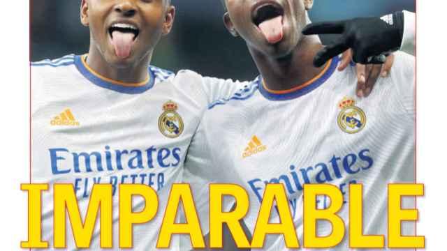 La portada del diario AS (20/10/2021)