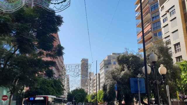 Bajan las temperaturas mínimas en Alicante antes de un fin de semana de chubascos generalizados.