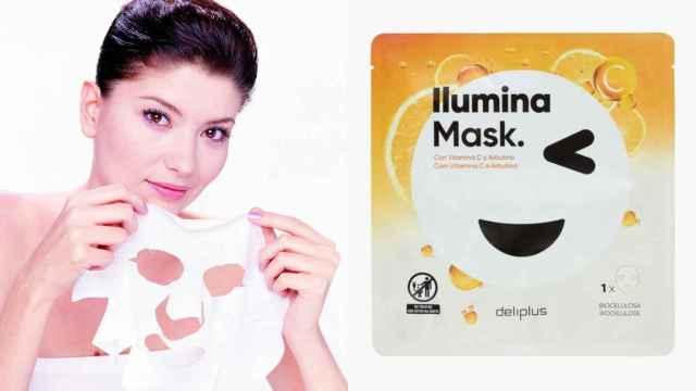 Ilumina Mask, la nueva mascarilla facial de Mercadona.