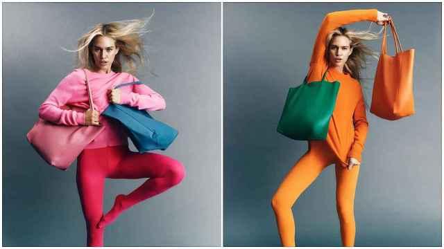 El bolso shopper personalizable de Zara.