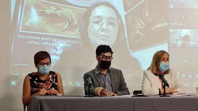 Alicante contra la trata con fines de explotación sexual en un encuentro en la UMH.