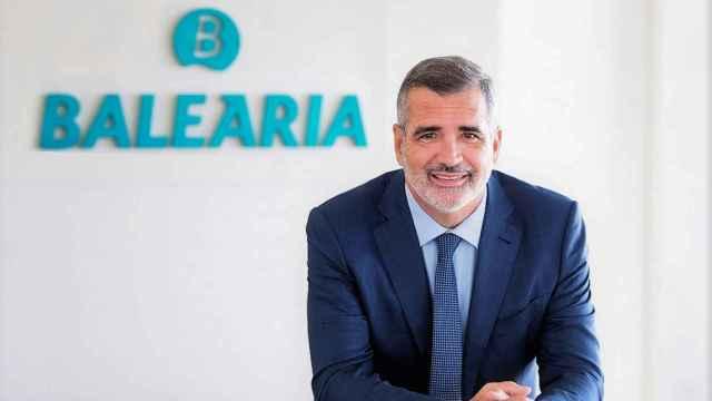 Adolfo Utor se hace con el 100% de las acciones de Baleària tras la salida de Matutes.