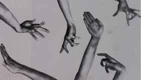 Expresión artística de varias bailarinas