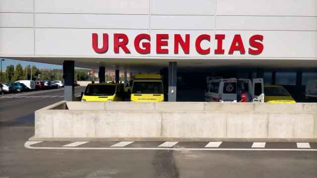 Servicio de Urgencias del Complejo Asistencial Universitario de Salamanca