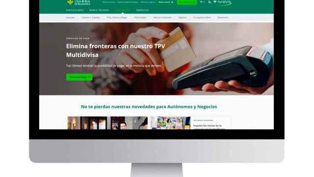 Caja Rural de Salamanca estrena su nueva web