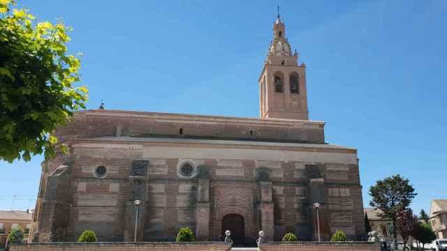 Iglesia de Rágama, tras la restauración