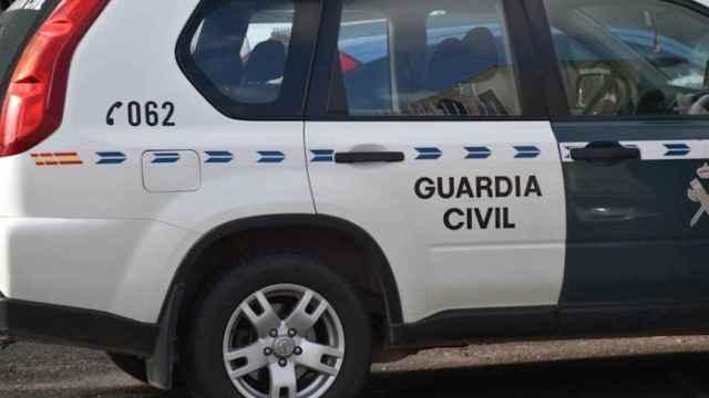 Imagen de archivo de un vehículo de la Guardia Civil de Tráfico