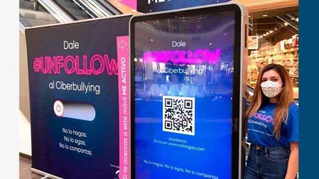 Campaña del centro comercial vallisoletano en la lucha contra el acoso y el ciberbullying