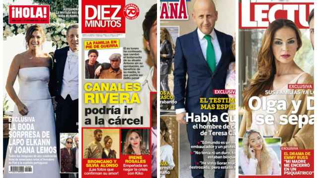 Kiosco rosa: Canales Rivera podría ir a la cárcel tras la polémica por el testamento de su abuelo