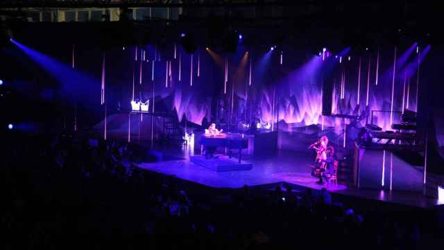 El escenario de Wah Madrid se llena de música durante una actuación sin precedentes.