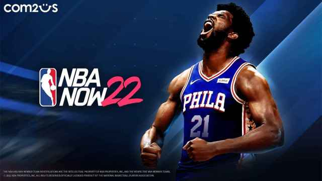 NBA NOW 22 ya está disponible en Android