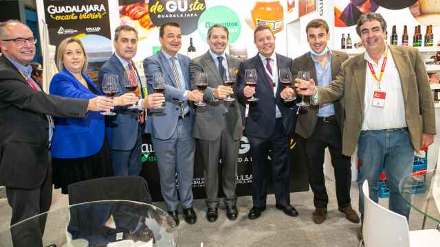 Presentación de la marca 'Campo y Alma' en el Salón Gourmets de IFEMA, en Madrid