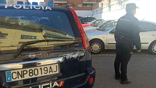 Sorprenden in fraganti a cuatro personas que iban a robar en una iglesia de Guadalajara