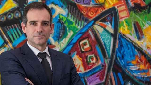 Juan José Liarte, portavoz del Grupo Parlamentario de los Diputados Libres de Vox.