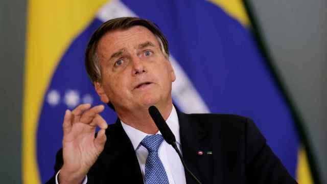 Bolsonaro, en una imagen de archivo.