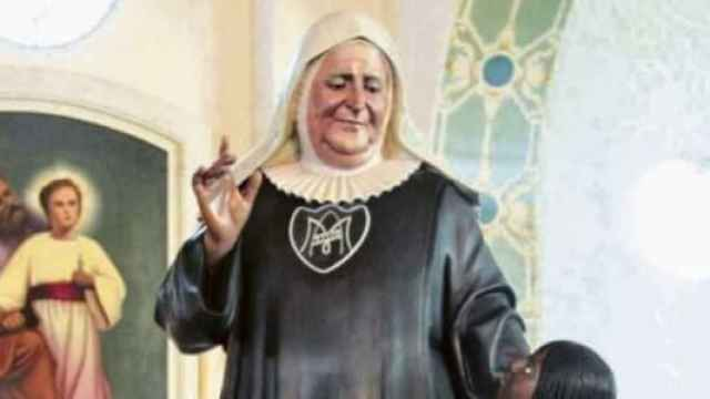 Madre Laura de Santa Catalina de Siena