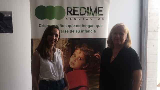 La asociación REDIME de Málaga combate el abuso sexual infantil.
