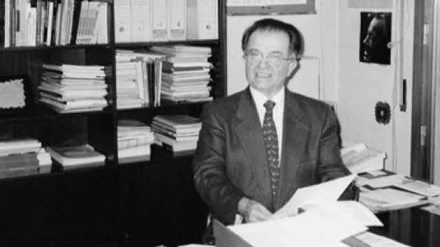 Dieter Koniecki, sindicalista, lingüista, filósofo y politólogo.