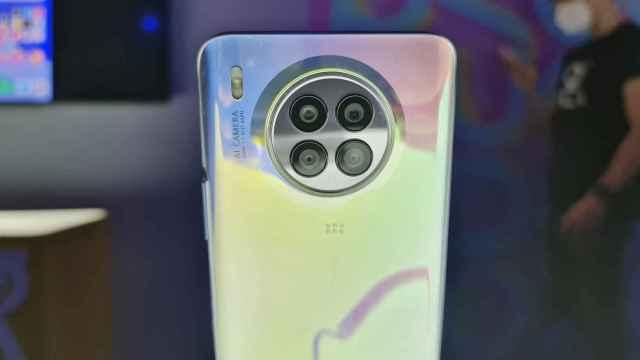 El Huawei Nova 8i llega ya está disponible en España