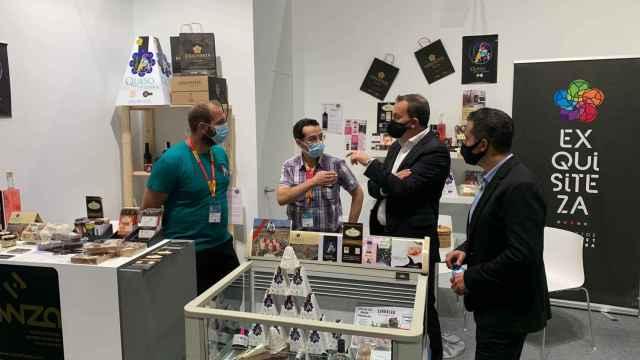 La Feria Mundial del Queso de Zamora da sus primeros pasos en el Salón Gourmets de Madrid