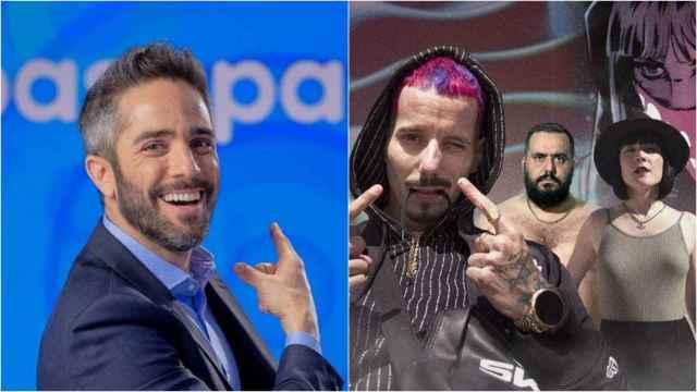 Roberto Leal y Playz de RTVE, entre los premiados de los Ondas 2021.
