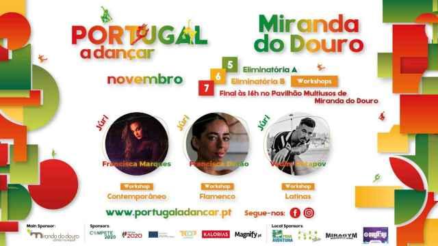 El conocido concurso 'Portugal Baila' llega a Miranda do Douro en noviembre