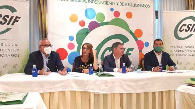 Jornada del CSIF en Salamanca