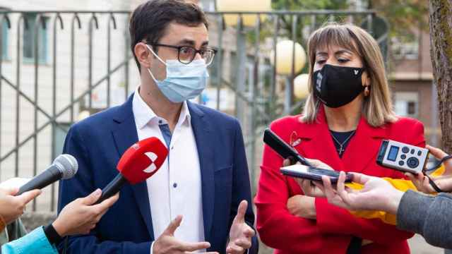 José Luis Mateos y María García