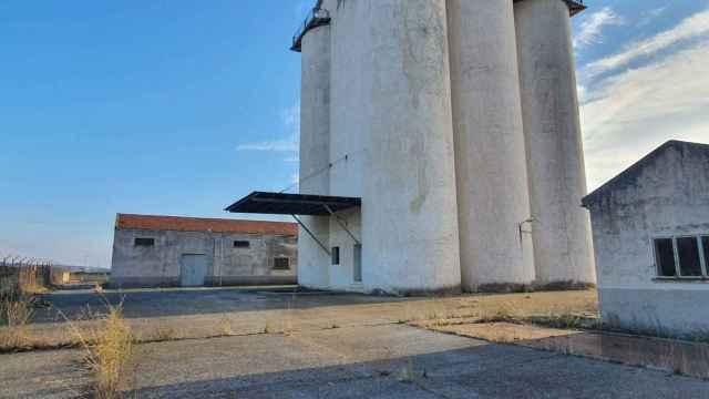 Imagen del silo