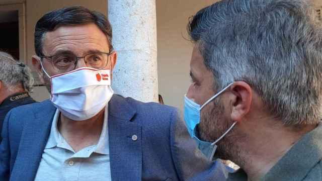 Francisco Ferreira, portavoz del PSOE en la Diputación