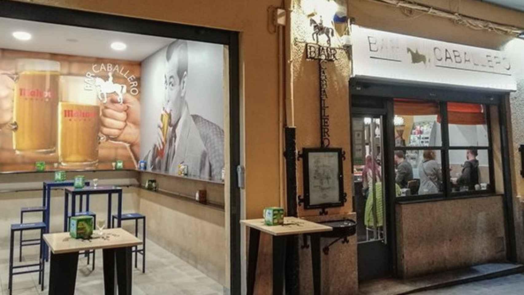 El Bar Caballero de Zamora / Foto publicada por cvegasm en TripAdvisor