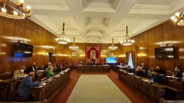 Reunión del Consorcio Provincial de Residuos de Zamora