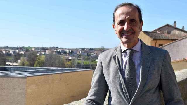 José Luis Prieto Calderón en una entrevista con EL ESPAÑOL - Noticias de Castilla y León