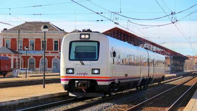 Imagen de archivo de un tren