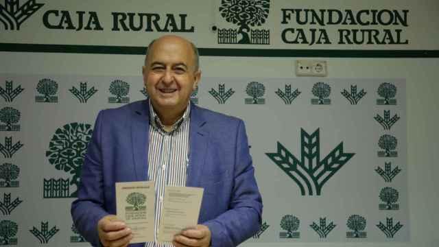 Feliciano Ferrero durante la presentación de las jornadas de InfoSalud de Caja Rural de Zamora