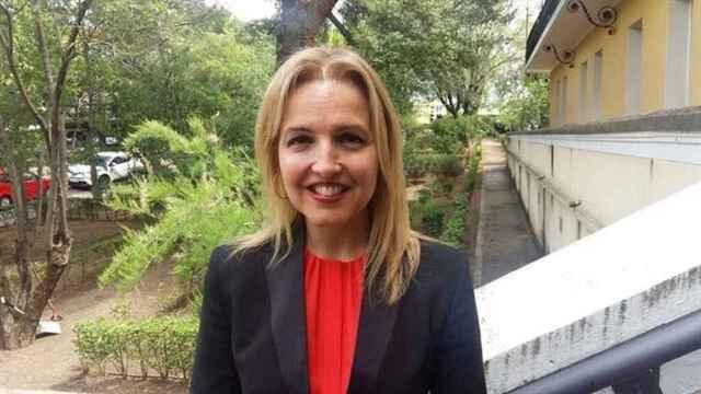 Beatriz Domínguez-Gil, directora de la Organización Nacional de Trasplantes.