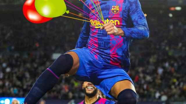 Las imágenes del deporte: el mensaje del Barça a Ibai por Piqué que ha indignado a los culés