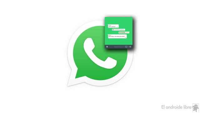 Se mejora la experiencia de ventana flotante en WhatsApp