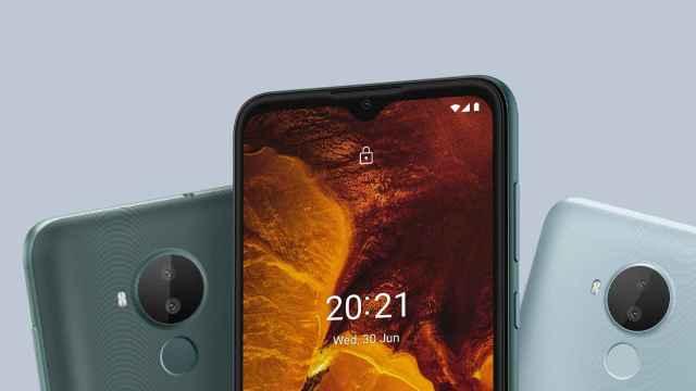 Así es el Nokia C30