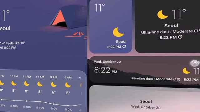 Nueva beta para One UI 4 lanzada en Corea del Sur