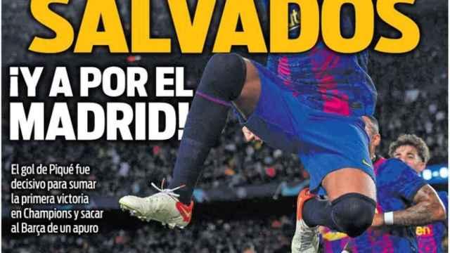 Portada Sport (21/10/21)