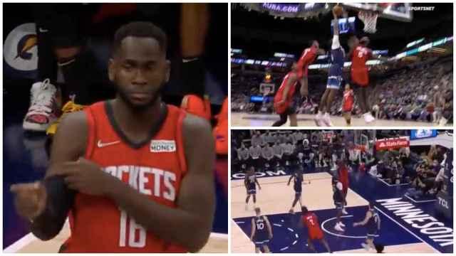 Garuba debuta en la NBA