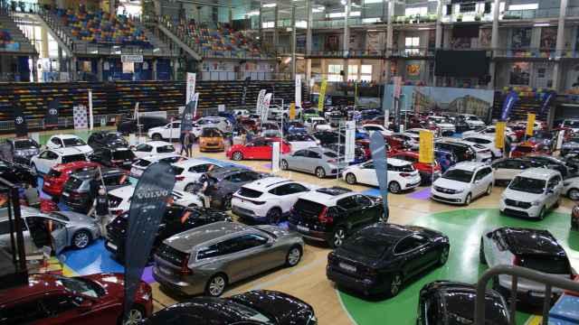 Arranca el Salón del Automóvil de Guadalajara con una exposición de más de 200 modelos