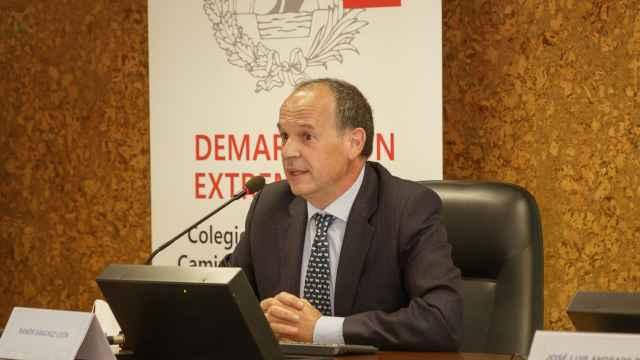 Imágenes del día en Castilla-La Mancha: Medalla al Mérito Profesional para un profesor de la UCLM