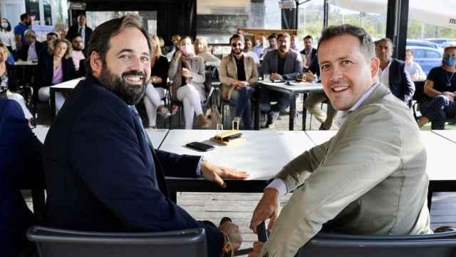 Núñez y Velázquez exhiben unidad en su objetivo de llevar al PP a Fuensalida