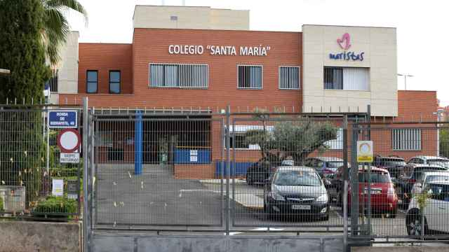 Colegio Maristas Santa María Toledo. Foto: Ó. HUERTAS