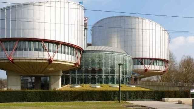Tribunal Europeo de Derechos Humanos en Estrasburgo (Francia).