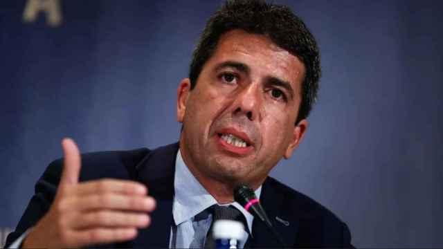 Carlos Mazón. EFE