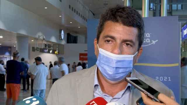 Carlos Mazón sale en defensa de Rita Barberá: No nos avergonzamos, déjenla descansar en paz