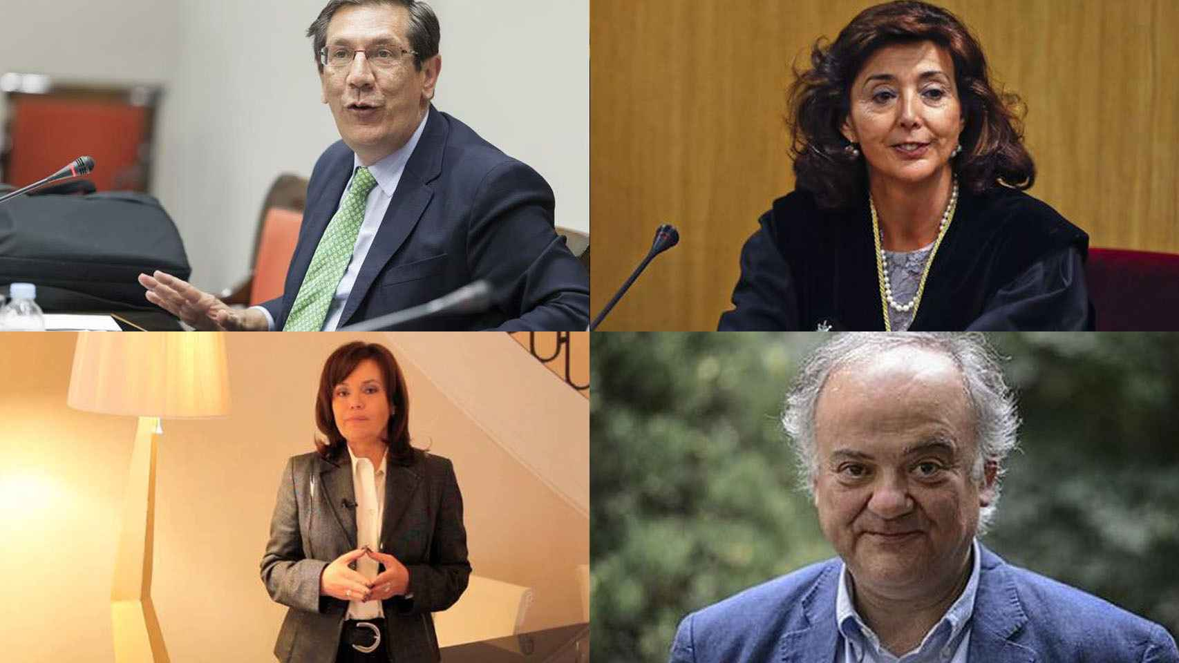 Quién es quién entre los nuevos magistrados del Tribunal Constitucional